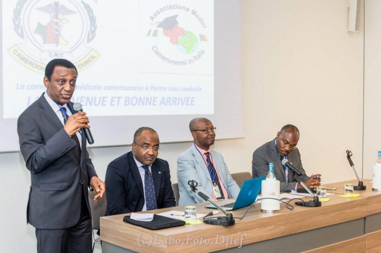 Medici del Camerun a Parma: due giorni di iniziative